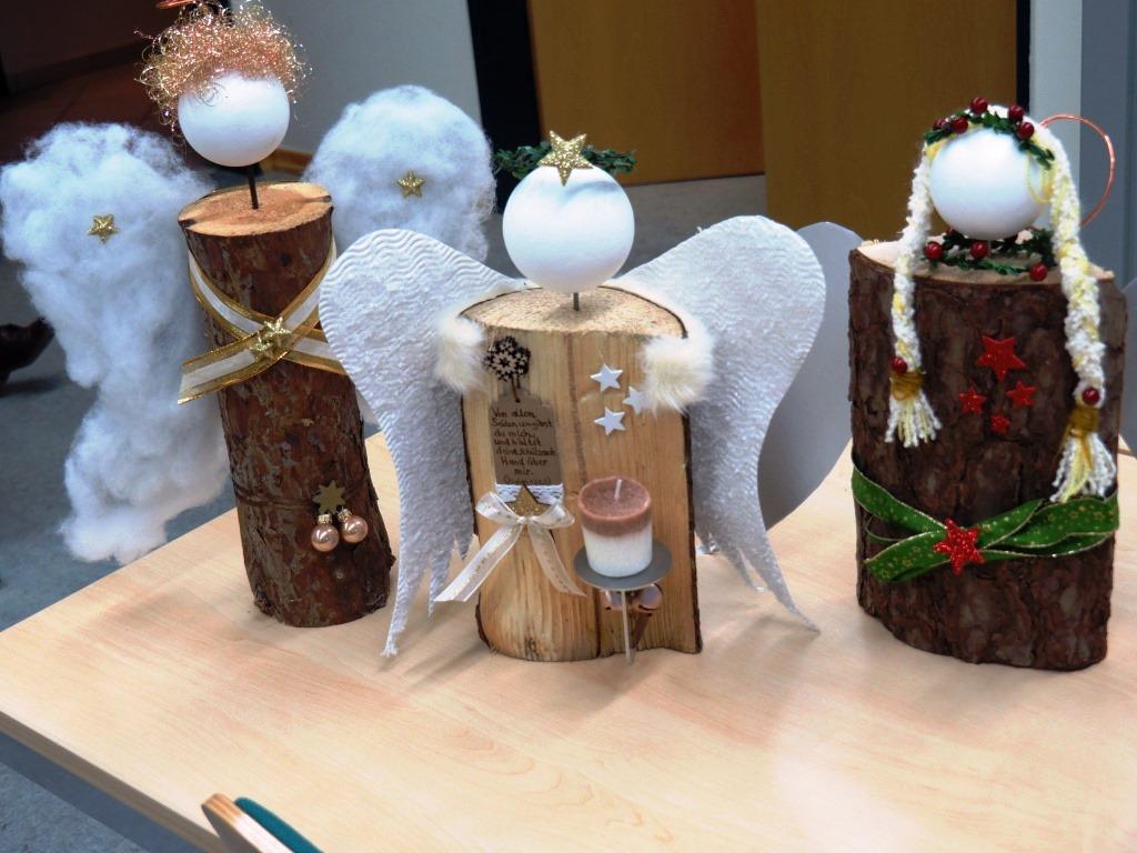 weihnachtsengel basteln berufsfachschule f r. Black Bedroom Furniture Sets. Home Design Ideas